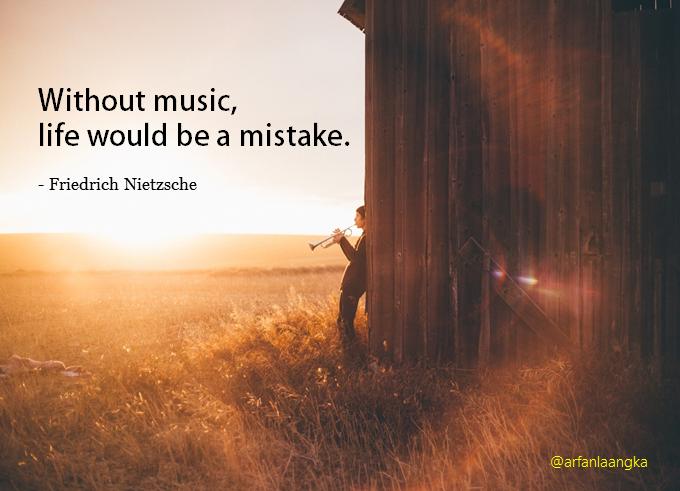 Bermain Musik, Bukan Baca Partitur!